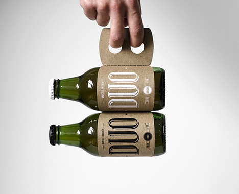 71 Examples of Snazzy Alcohol Packaging