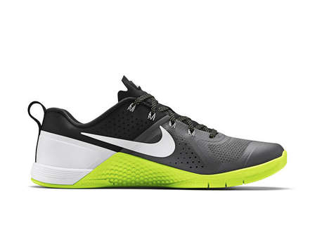 Ultra-Versatile Gym Shoes - The Nike Metcon 1 Can Handle Intense Weightlifting and Cardio Sessions