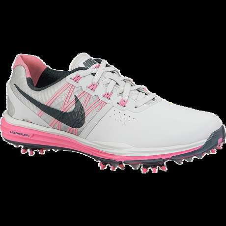 Customizable Women's Golf Shoes - The Women's Nike Lunar Control Features Lunarlon Technology