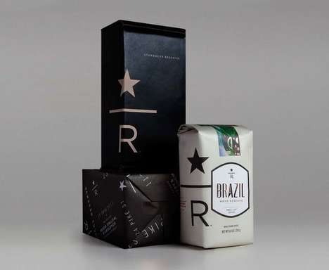 Caffeinated Subscription Services - Starbucks' Coffee Subscription Service Delivers Fresh Roasts