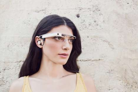 19 Examples of Dual-Purpose Eyewear - From Telescopic Contact Lenses to Fatigue-Sensing Glasses