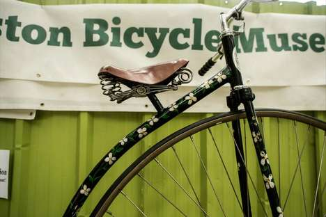 Eccentric Bike Archives - The Houston Bicycle Museum is a Quirky New Gallery in Texas