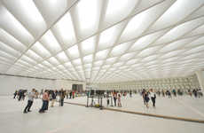 Complimentary Contemporary Galleries - The Broad Museum in Los Angeles will Open in September 2015