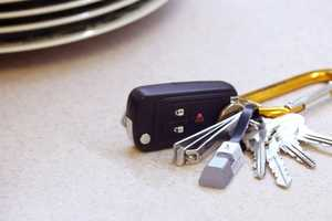 The Sparrow Flash Drive and Charger Sits On Your Key Chain