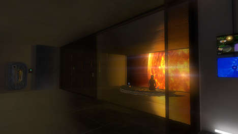 Sun-Gazing Simulations - This Oculus Rift Experience Has You Safely Stare at the Sun