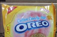 Candy Floss Cookies - These Cotton Candy Oreos Combine Nostalgic Childhood Flavors