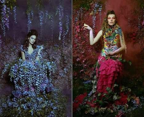 Sublime Botanical Portraits