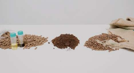 Caffeinated Biofuel Startups - Bio-Bean Recycles Coffee Energy as a Biofuel and Green Energy Source