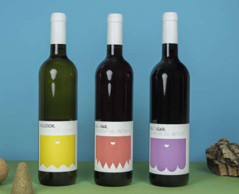 100 Innovative Wine Packages