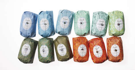 Delicate Horoscope Soaps - The Fresh Zodiac Soap Collection Features a Scent for Each Element