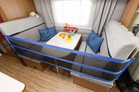 Child-Centric Camper Concepts - The Weinsberg CaraKids Campers Turn RVs Into Children's Playhouses