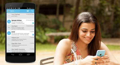 Text-Based Customer Service Apps - This Indian Mobile Messaging Assistant Answers Customers' Queries
