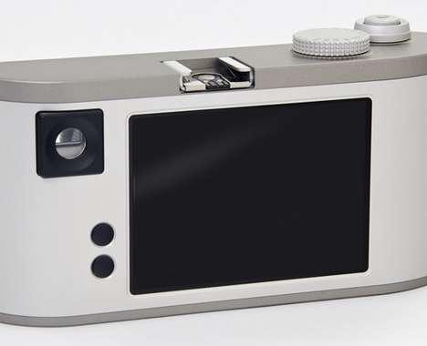 Range-Finding Cameras