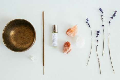 55 Aromatherapy Innovations - These Aromatherapy Products Encourage Scent-Based Healing