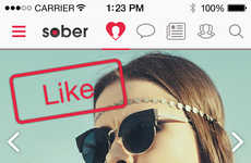 Sobriety Dating Services - The Sober Dating App Helps Those Who Don't Imbibe Find Love