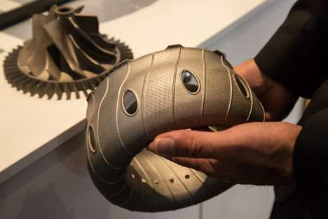 3D-Printed Jet Engines - The World's First 3D-Printed Jet Engine Was Created In a Year