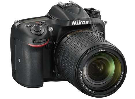 WiFi-Equipped Cameras - The Nikon D7200 Has WiFi and Various Key Improvements