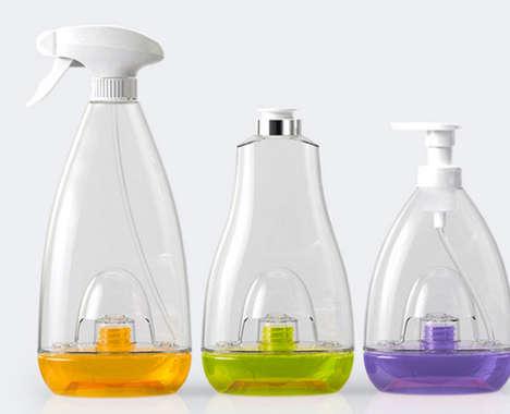 Eco Spray Containers