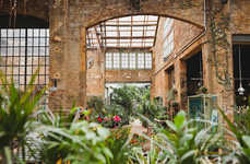Charming Garden Oases - The Hivernacle in Barcelona is a Greenhouse with a Coffeeshop