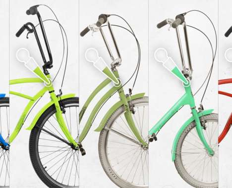 Color-Customized Bike Apps