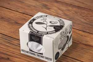 Treeline Treenut Cheese Boasts Sleek Sophisticated Packaging