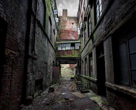 Derelict Architecture Photography