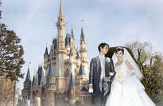$96,000 Disney Weddings - Tokyo Disneyland Offers Royal Dream Weddings at an Expensive Rate