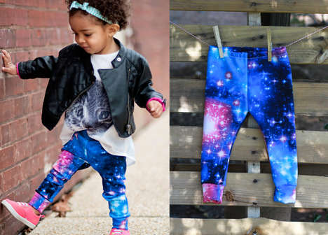 45 Baby Fashion Innovations - From Ethical Tot Collections to Toddler Yoga Apparel