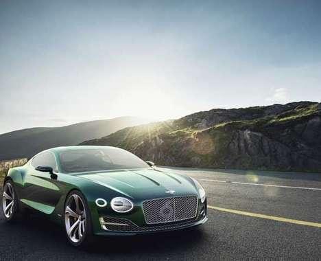 Opulent Britsh Coupes