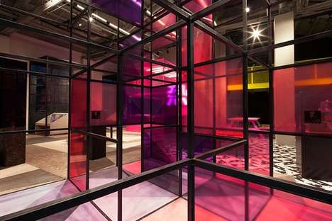 Childlike Glass Museum Architecture - COORDINATION ASIA's Kids Museum of Glass is Whimsical