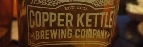 Charitably Inclined Breweries - The Copper Kettle Brewing Company is Donating Beer Sale Proceeds