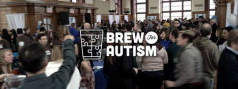 Charitable Beer Fundraisers - This Craft Beer Event Raised Money for Not-for-Profit Autism Speaks