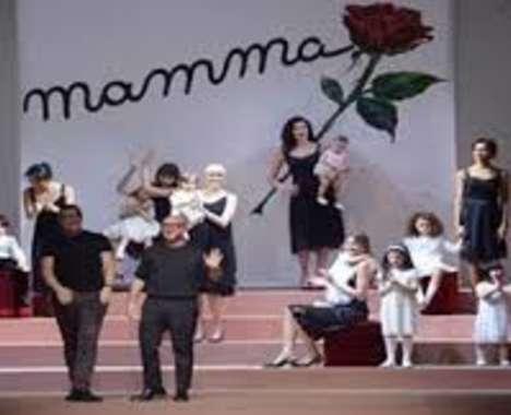 Motherhood-Celebrating Runways