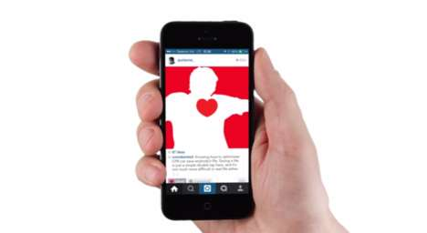 Life-Saving Social Campaigns - The Red Cross' Like for Life Uses Instagram to Demonstrate CPR