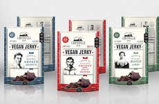 Vegan Jerky Snacks