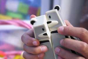 Ozobear Challenges Kids with Twisting 3D-Printed Blocks
