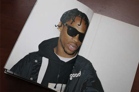 Intimate Rapper Portraits - Hip Hop Photography Blog Places Plus Faces is Releasing a Zine
