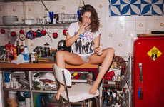 Marina Abadjieff Photographs a Post-Party Recovery for C-Heads