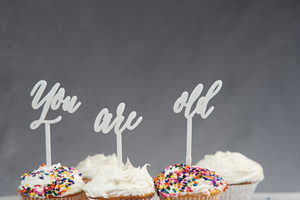 CollectedEdition's Cupcake Toppers Don't Sugarcoat Their Message