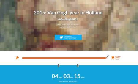 Social Media Travel Sweepstakes - This Digital Campaign for the Netherlands is from Expedia