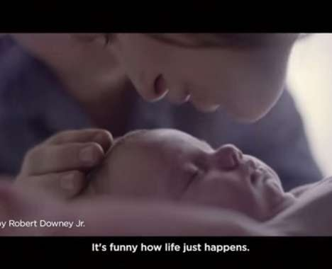 Emotional Smartphone Commercials