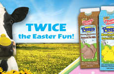 Easter Marshmallow Milks