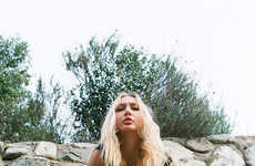 Zach McCaffree Photographed Heather Darth for C-Heads