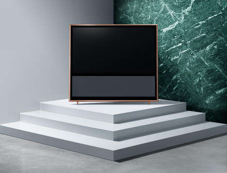 20s-Inspired Multimedia Products - Bang & Olufsen's Love Affair Collection Celebrates 90th Birthday