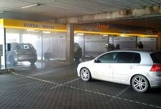 Self-Serve Car Washes - The Wash&Drive; Self-Serve Car Wash Will Cost 12 Million Euro to Develop