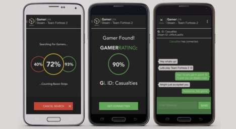 Gamer Finder Apps - The GamerLink App (in BETA) Helps You Find Gamers Online You Want To Play With