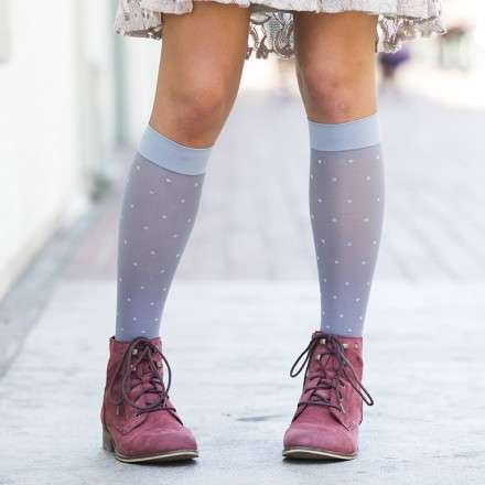 Stylish Compression Socks - RejuvaHealth Provides Chic Knee Highs for Both Men and Women