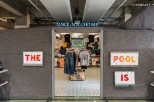 The POOL aoyama Pop-Up Features a Curated Selection of Urban Clothing