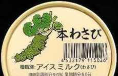 Wasabi Ice Cream - The Wasabi Aisu Ice Cream Brings Together Flavor Extremes