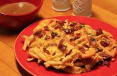 Poutine-Inspired Waffles - This French Fry Waffle Recipes is Perfect for a Weekend Brunch